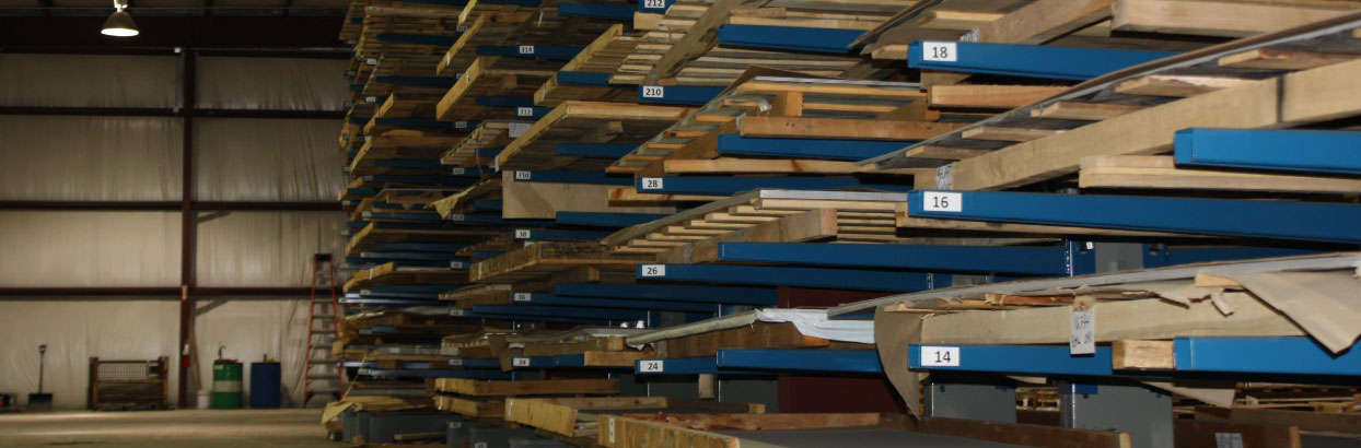 Specialty Stainless Steel In-Stock Inventory