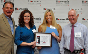 Hoxworth Awards